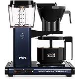 Moccamaster KBG 741 Select CD Overflow Kaffebryggare, 1090 W, 0,3 l, Blå