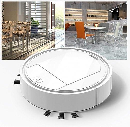 Suidone Aspiradora Aspiradoras, Aspirador Inteligente Regalo Hogar Aspiradora automática Robot de Barrido: Amazon.es: Hogar