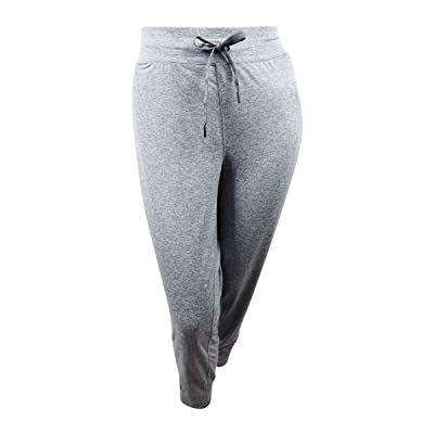 Calvin Klein Performance Womens Plus Fitness Running Jogger Pants at Women's Clothing store