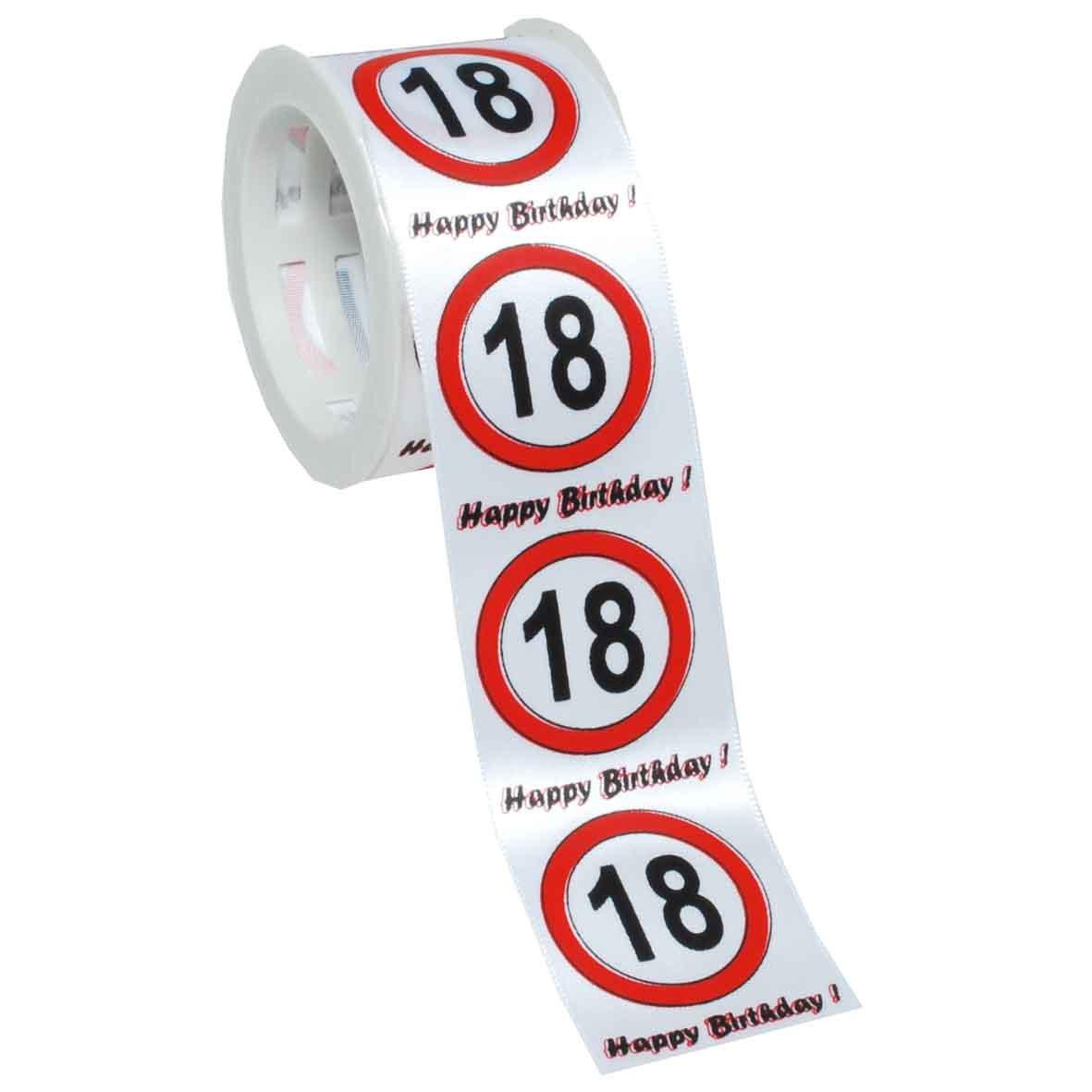 Cumpleaños Regalo banda 18   18 Cumpleaños   Cumpleaños ...