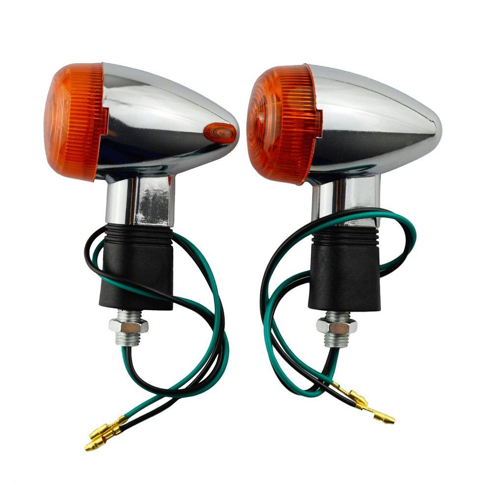 AHL Turn Signal Light Indicator for Yamaha XV250 XV125
