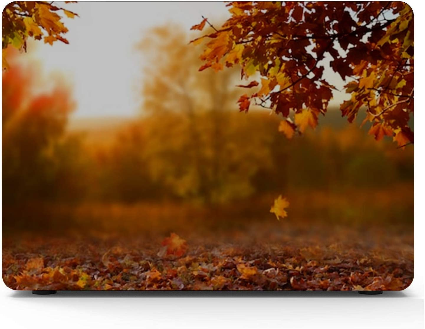MacBook Pro Case Beautiful Autumn Landscape Yellow Trees Sun MacBook Retina 12 A1534 Plastic Case Keyboard Cover /& Screen Protector /& Keyboard Clean