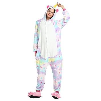 Dulce Unicornio Pijama Felpa Trajes En general Ropa de dormir Ropa de noche Ropa de salón