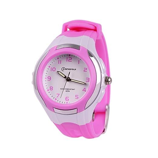 Girls analog watch