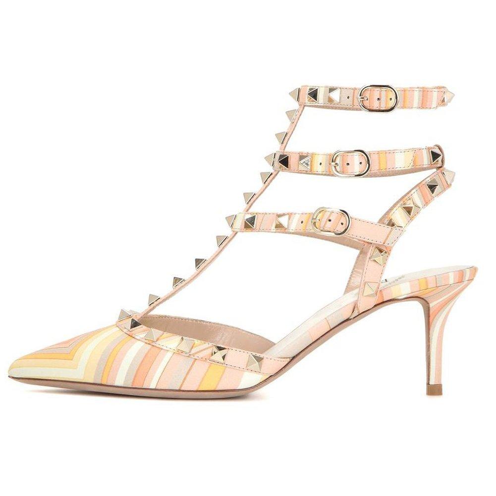 EKS - sandalias Mujer 43 EU amarillo Zapatos de moda en línea Obtenga el mejor descuento de venta caliente-Descuento más grande