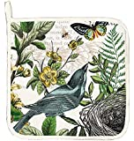 Michel Design Works Cotton Potholder, Into the Woods