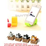 BESTIM INCUK Elephant shaped bedside phone Mounts cell phone holder multifunction [Importación Inglesa]