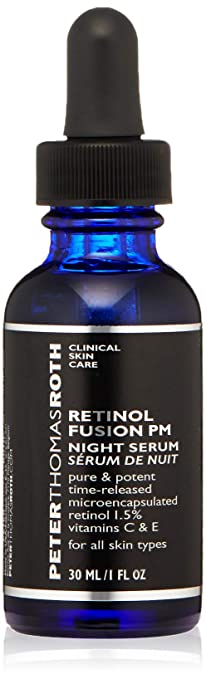 Peter Thomas Roth Retinol Fusion Pm Night Serum, 1 fl. oz. best night serum