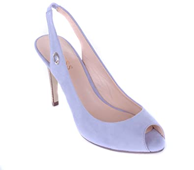 Guess Damen Pumps Slingbacks Highheels Flieder #478