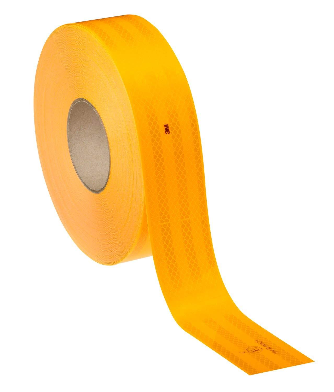 3 M?-homologada catadió ptrico adhesivo 3 m? Diamond Grade 983 por separado de los vehí culos, color rojo, blanco o amarillo al metro-rojo, 1 m 3MTM
