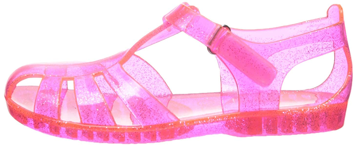 Carters Kids Weslee Girls Jelly Fisherman Sandal