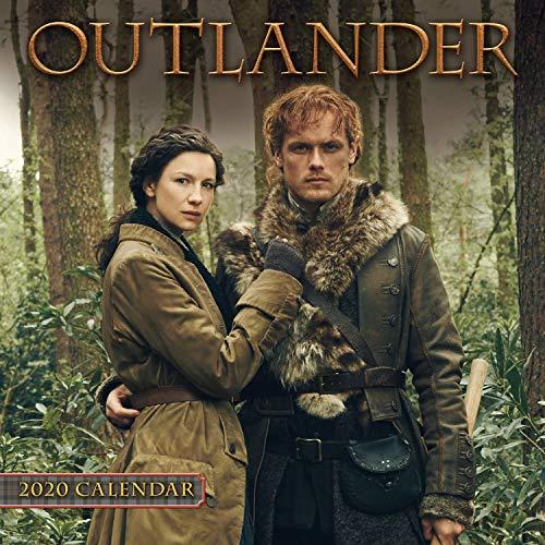 Outlander 2020 Mini Wall Calendar por Sellers Publishing, Incorporated