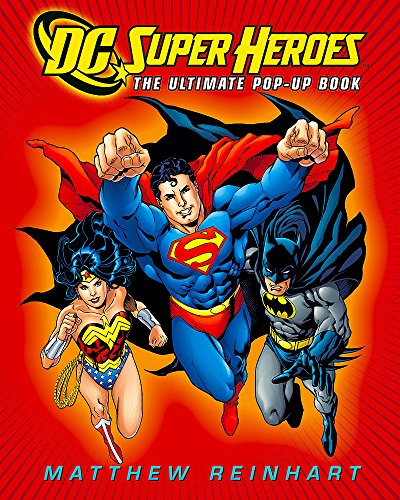 Critically acclaimed pop-up engineer Matthew Reinhart celebrates the history, heroes, and villains of the DC Universe in this ultimate 3-D masterpiece! Bursting with over 25 impressive pop-ups, this deluxe format features a variety of unique ...