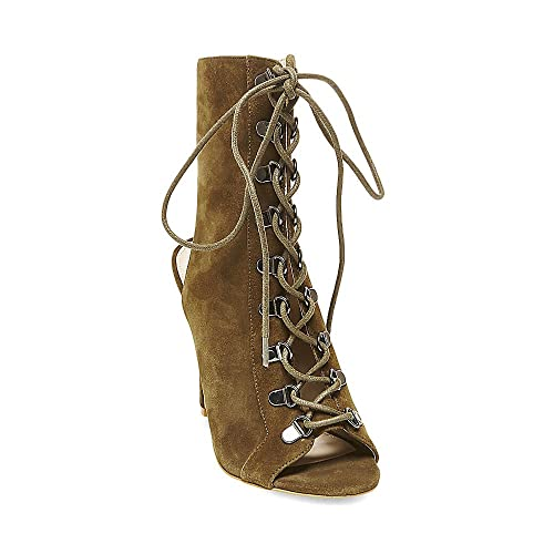 084711eb2d0 Amazon.com | Steve Madden Women's Kennee Ankle Bootie | Boots