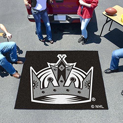 FANMATS NHL Los Angeles Kings Nylon Face Tailgater Rug