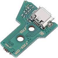 Bewinner laddningskort för PS4 Ersättning USB-laddningskort JDS 050-anslutning för PS4-styrenhet Ny modell USB…
