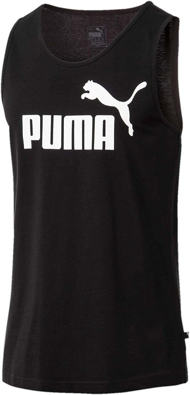 PUMA Essentials Tank Camiseta de Tirantes, Hombre
