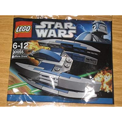 LEGO Star Wars Vulture Droid (30055) - Bagged: Toys & Games