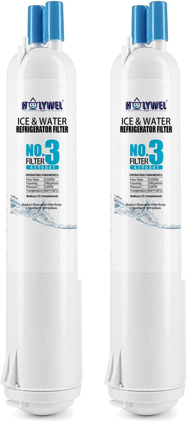 WFILTER Rеfrigerator Wаter Filtеr Compatible with Kenmore 46/9030 9030, Kenmore 46/9083 9083, (Packaging may vary) (2)
