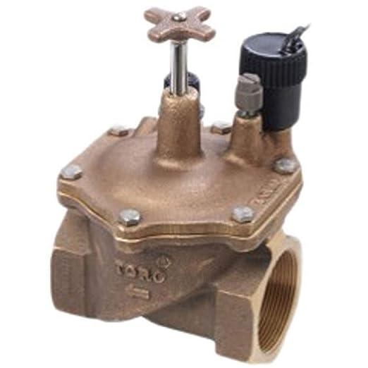 TORO 220 Serie reguladora de presión válvula de latón con Spike ...