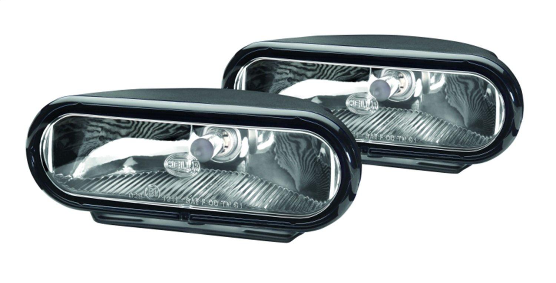 Hella Fernscheinwerfer Set FF-50 12V H7 komplett Klarglas Scheinwerfer oval