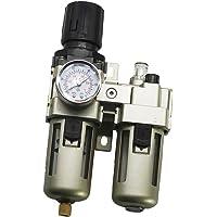 MagiDeal AC3010-03 Air Filter Regulator Oil Water Separator Trap Filter Airbrush