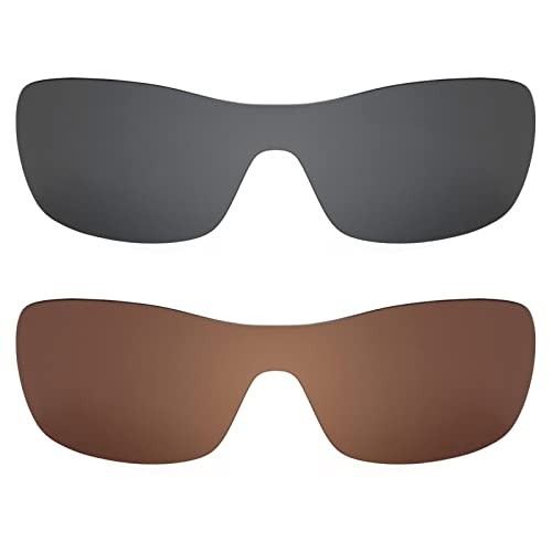 b411c227447 Image Unavailable. Image not available for. Color  Revant Replacement Lenses  for Oakley Antix ...