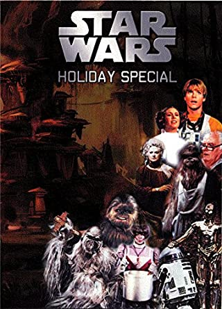 Amazon com: Stars Wars Holiday Special 1978 (Import): Mark