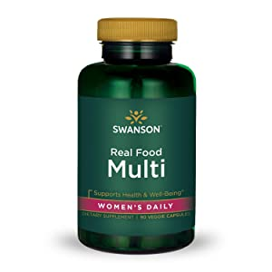 Swanson Real Food Multi Women's
