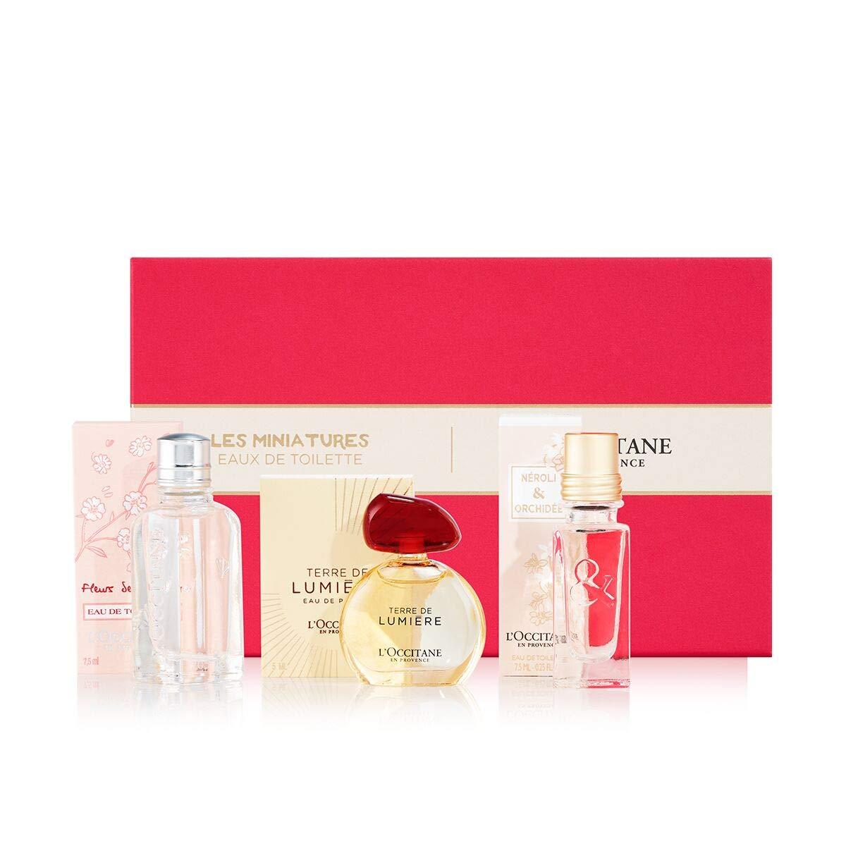 L'Occitane Mini Fragrance Collection