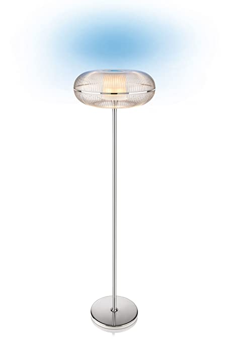 Philips 69163/60/PH LivingAmbiance Stehleuchte, LED/Halogenstab ...
