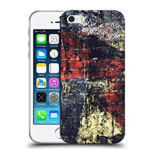 Super Galaxy Coque de Protection TPU Silicone Case pour // V00002266 Graffiti en ladrillos de una pared // Apple iPhone 5 5S 5G SE