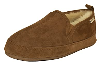 1c5629b0e8b85 Qwaruba Men s Cabin Fever (Men s 9) Chestnut Brown