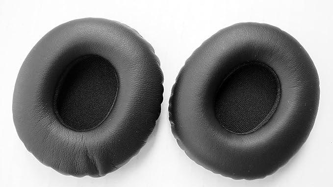 Amazon.com: Almohadillas de piel para auriculares Sony MDR ...