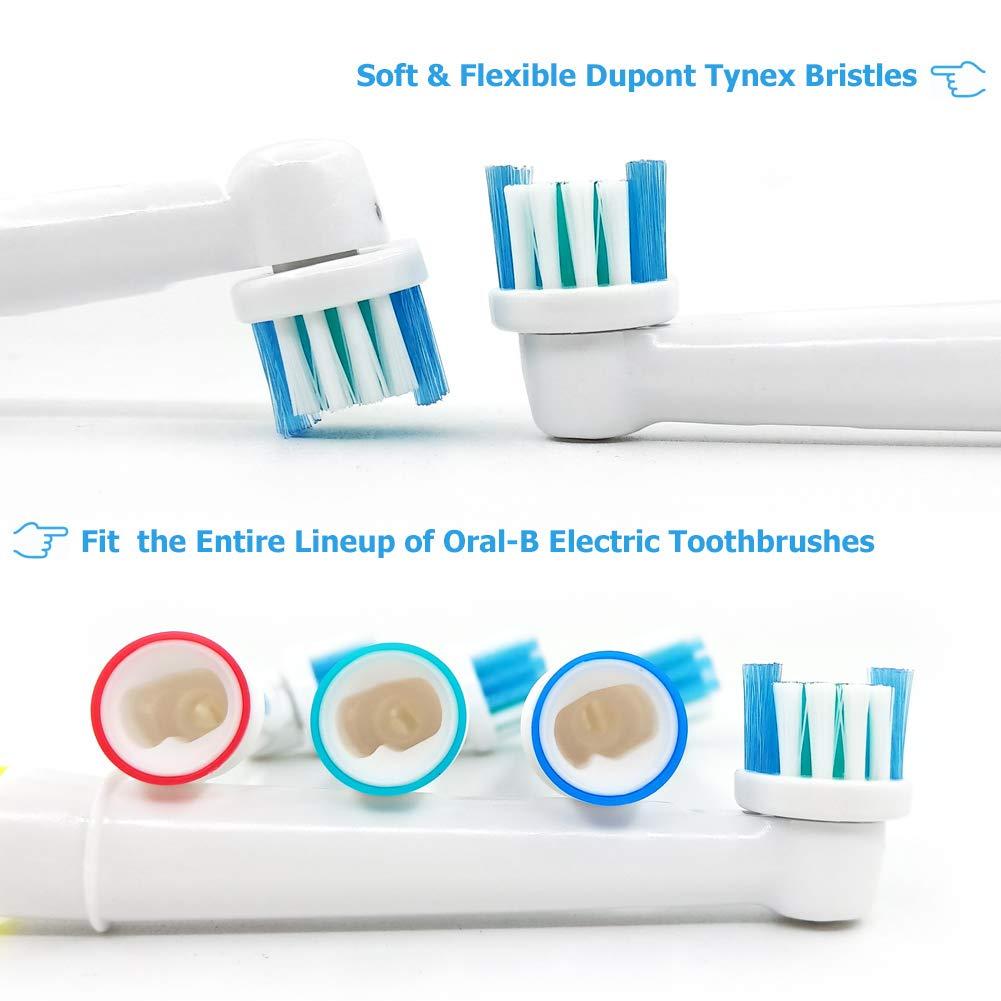Banavos Cabezales de repuesto para cepillo de dientes eléctrico ...