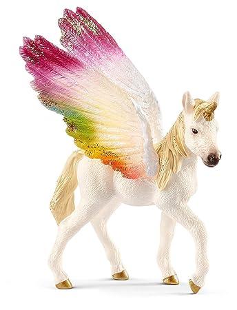 Regenbogeneinhorn Fohlen günstig kaufen Schleich 70525 Spielzeugfigur