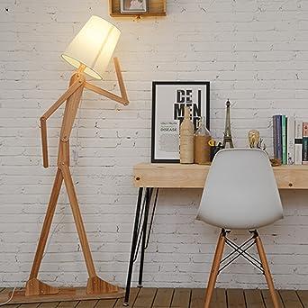 Moderne Stander Lampe Licht Retro Nordic Design Lustige Einstellbare