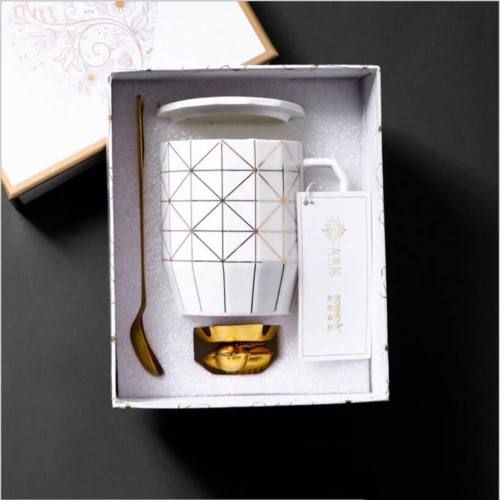 ahorra hasta un 80% GAOXIAOMEI Taza de cerámica cerámica cerámica Creativa Moderna Minimalista geométrico ins Estilo Taza Copa Taza de café nórdico Pareja Taza,3  ventas en linea