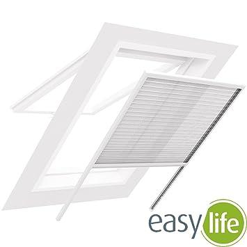 Easy Life Store Moustiquaire Pour Fenêtre De Toit Plissé