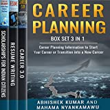 Career Planning Box Set: Career Planning Information to Start Your Career or Transition into a New Career