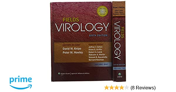Fields virology knipe fields virology 2 volume set david m fields virology knipe fields virology 2 volume set david m knipe peter howley 9781451105636 amazon books fandeluxe Gallery