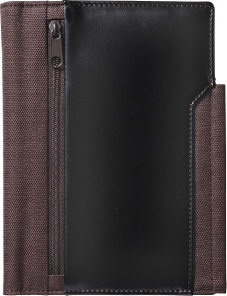Jim King Reza festival notebook cover A6S black black 1971LF (japan import)