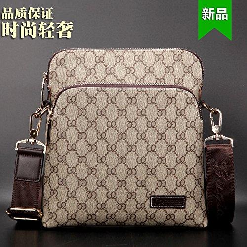 D'affari Borse Bag Beige A Piccolo Tracolla Spalla Viaggio Attraversato Gunaindmx Uomini Casuale 8wd5q87