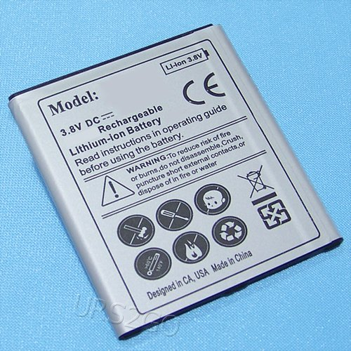 Power 3500mAh Extended Slim Replacement Battery for Cricket Samsung Galaxy Amp Prime SM-J320A Smartphone