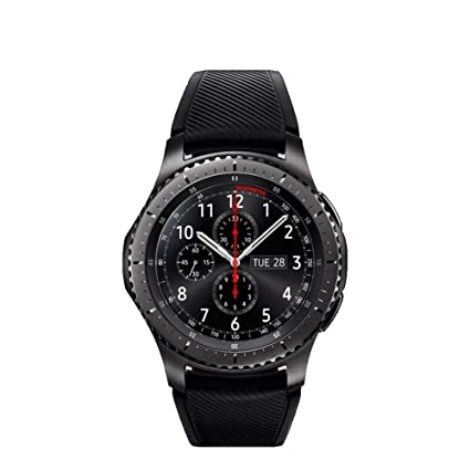 Samsung Gear S3 Frontier Sm R760 Smartwatch (Bluetooth Model) by Samsung Gear S3 Frontier