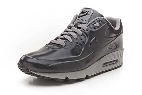 huge discount 082df e55cd Nike Air Max 90 VT Medium Grey Black Overspray Mens Running Shoes  472489-005