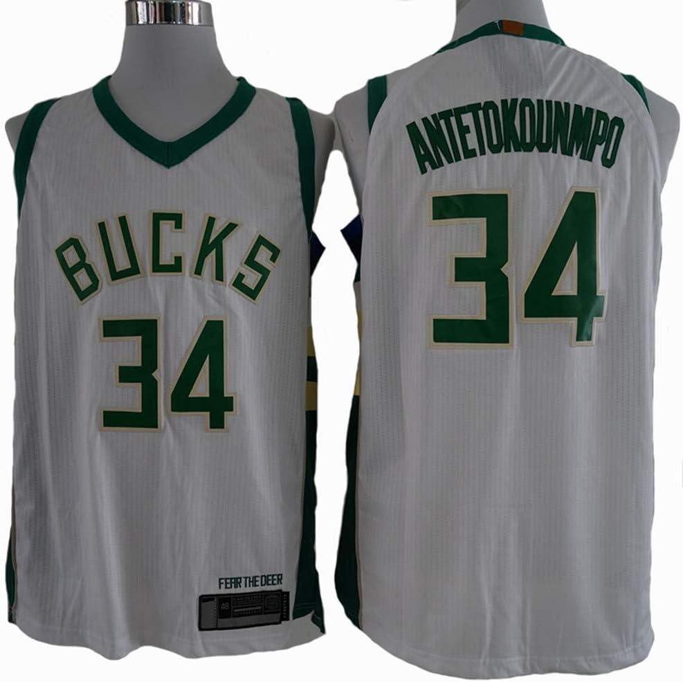 Sudadera de Baloncesto for Hombre Milwaukee Bucks Giannis ...