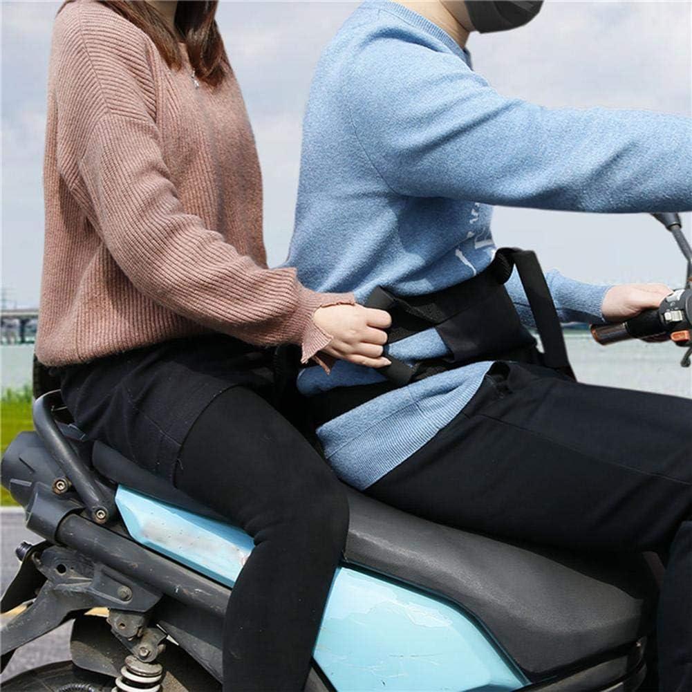 Beifahrersicherheitsgurt Gurtzeug Rider Hold Tight Protection Zubeh/ör Motorrad Sicherheitsgurt