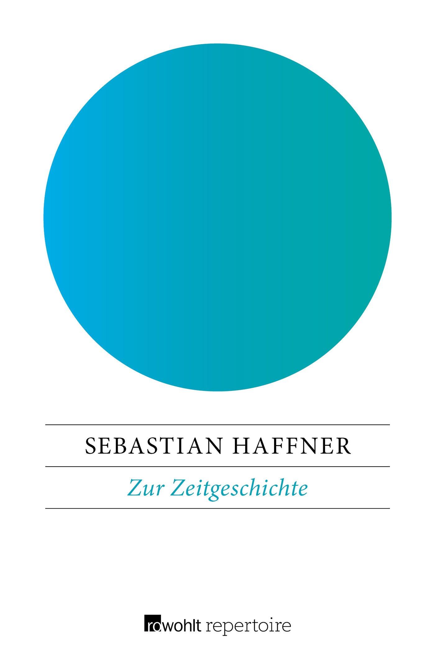 Zur Zeitgeschichte: 36 Essays