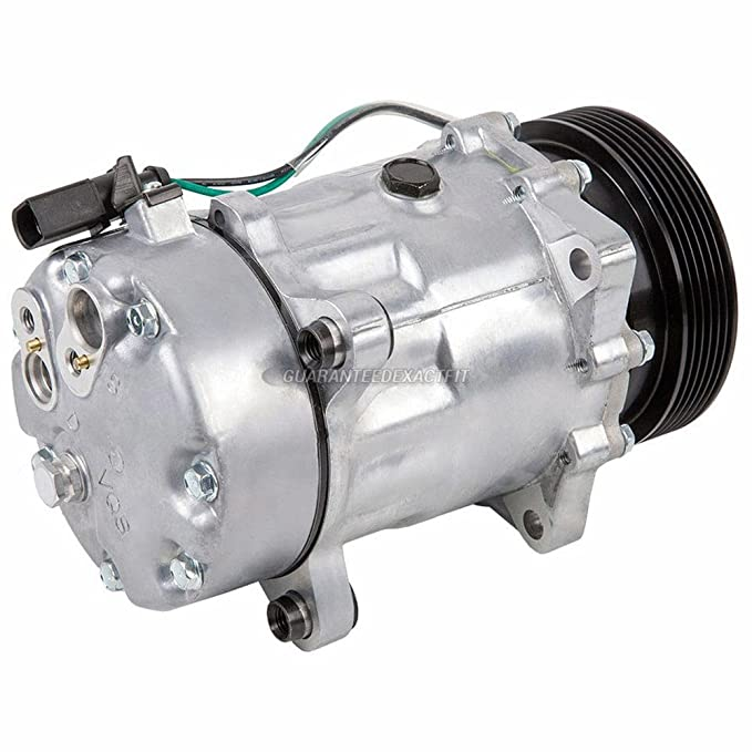 Amazon.com: AC Compressor w/A/C Repair Kit For Volkswagen Golf & Jetta Mk4 2000-2005 - BuyAutoParts 60-80109RK New: Automotive